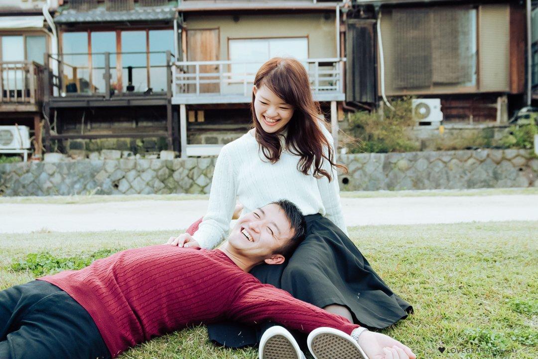 Takayuki × Akane | 夫婦フォト