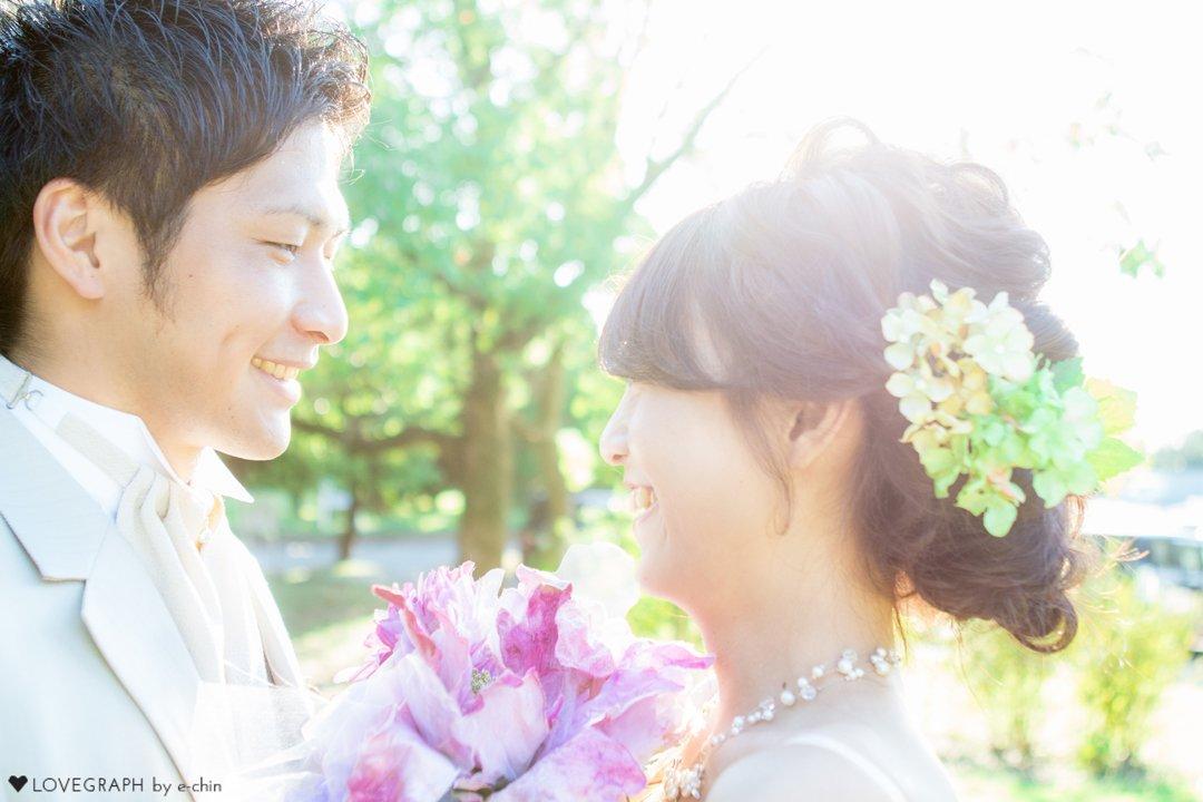Hiroki × Ayame   夫婦フォト