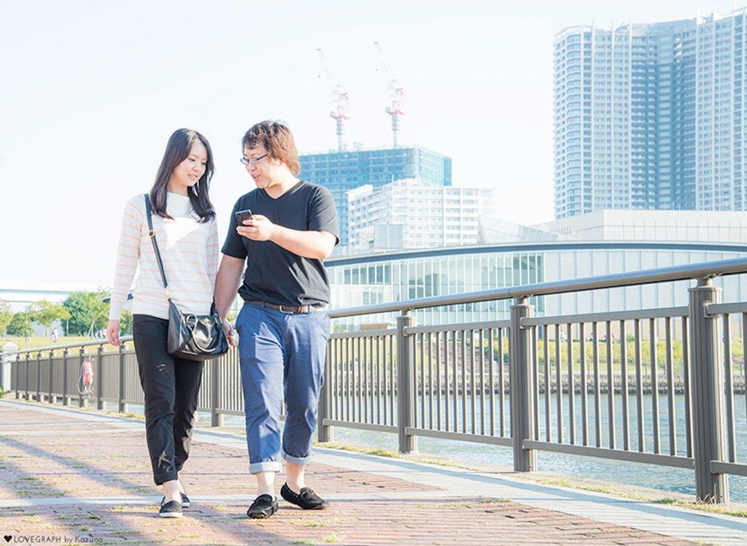 Akinori × Hanaka | 夫婦フォト