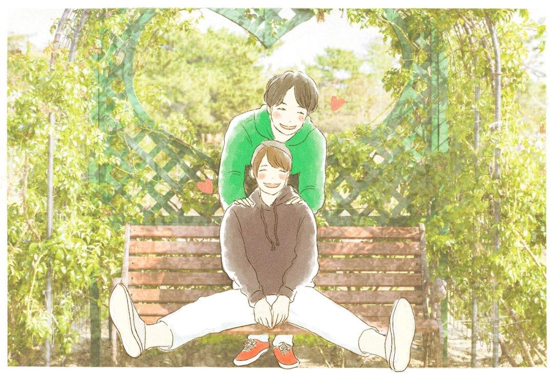 Akinari × Akiho   カップルフォト