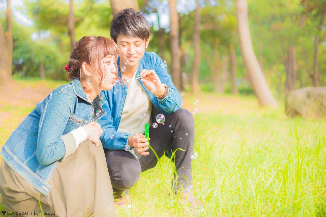 Ryosuke × Kaede | カップルフォト