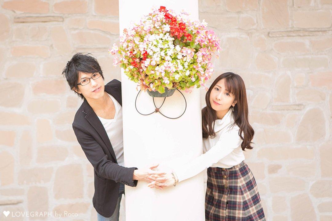 Shun × Erika | カップルフォト