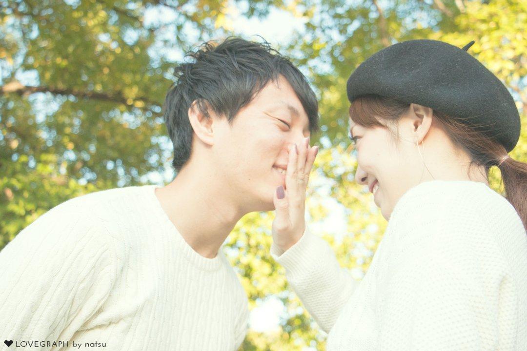Ryosuke × Honoka   カップルフォト