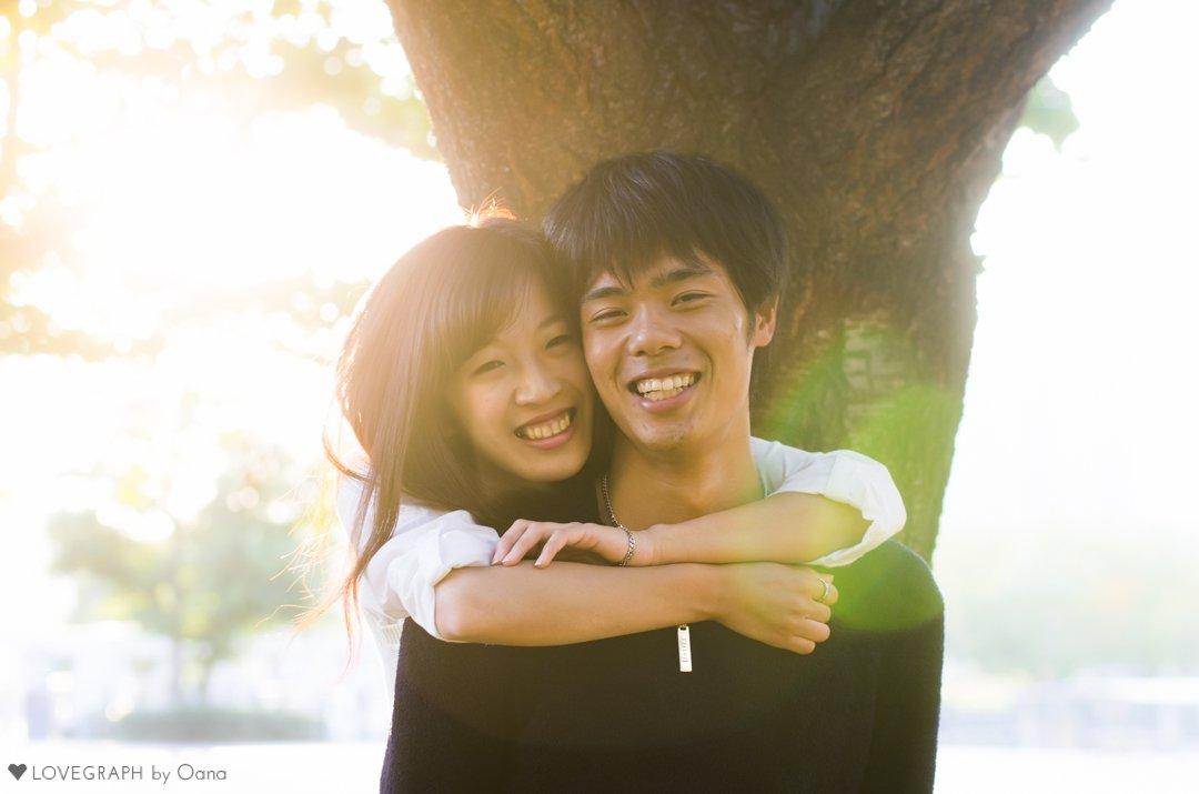 Junpei × Akane | カップルフォト