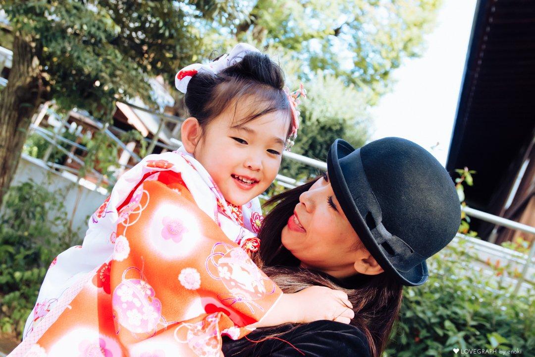 Yukio × Yoshiko × Himeko | 家族写真(ファミリーフォト)