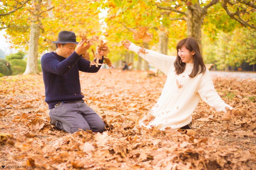 Kentaro × Eri | カップルフォト