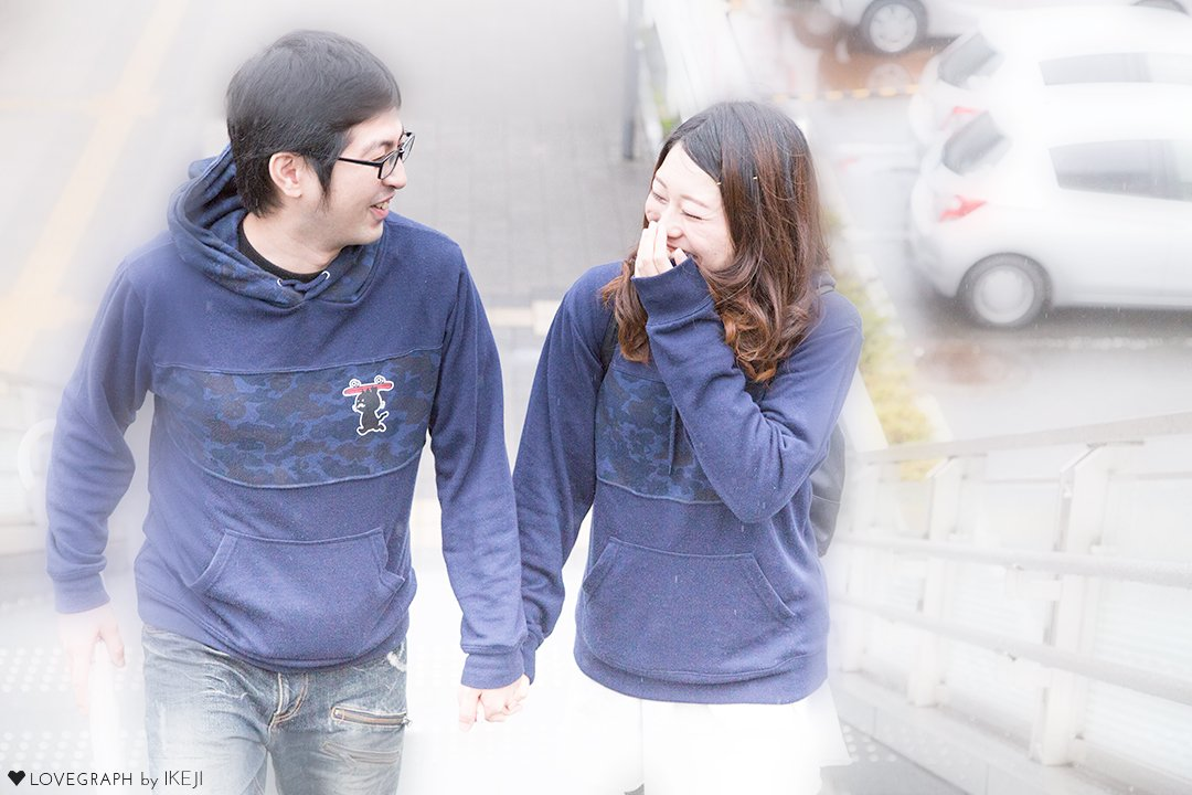 Yusuke × Towane   カップルフォト