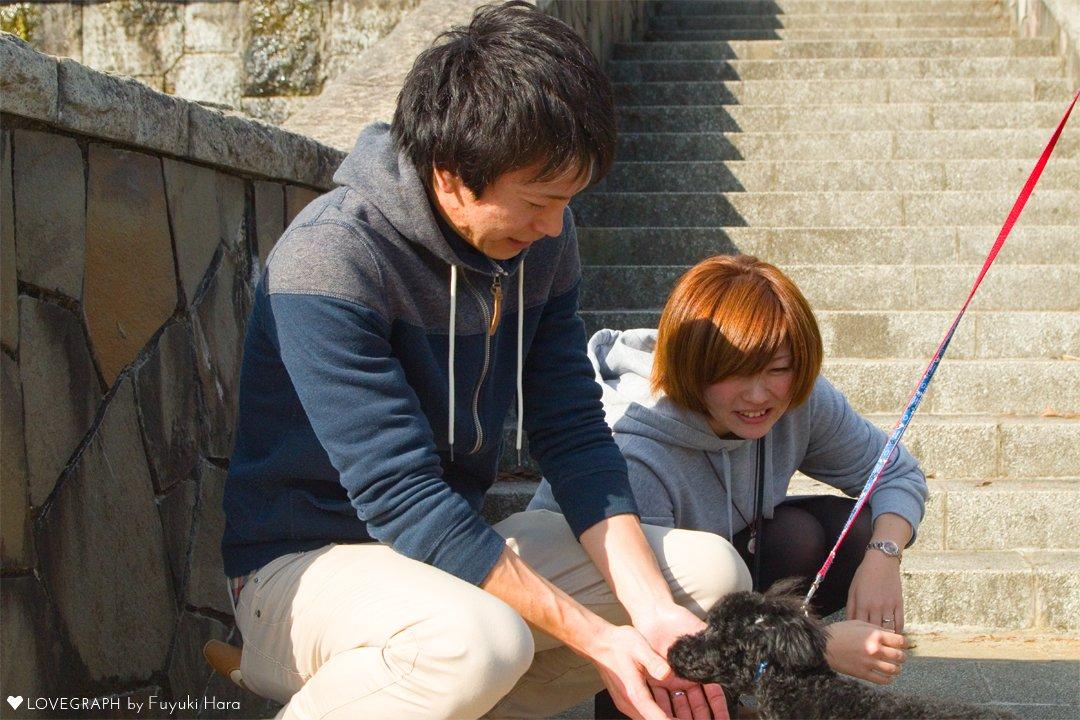 Yusuke × Rie   夫婦フォト