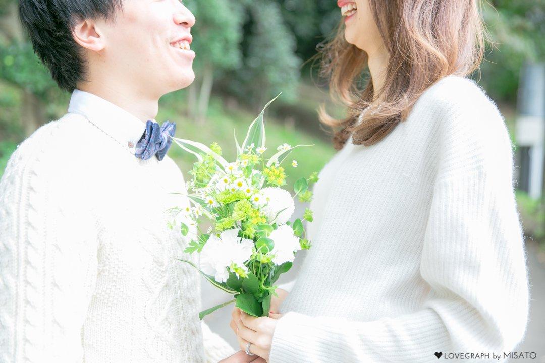 Shota × Yuri   夫婦フォト