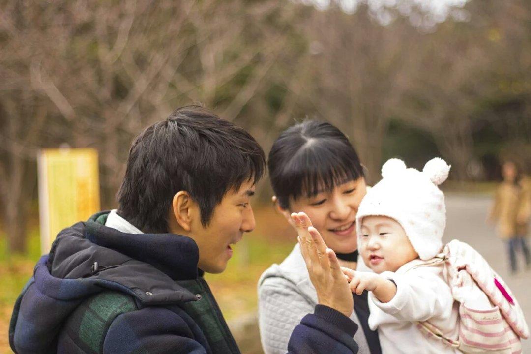 Masao × Satoko   家族写真(ファミリーフォト)