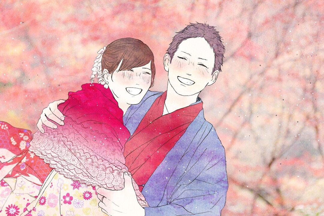Tetsuya × Rina   カップルフォト