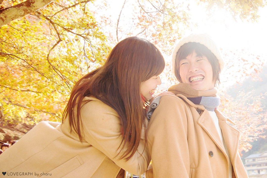Shota × Misaki   カップルフォト