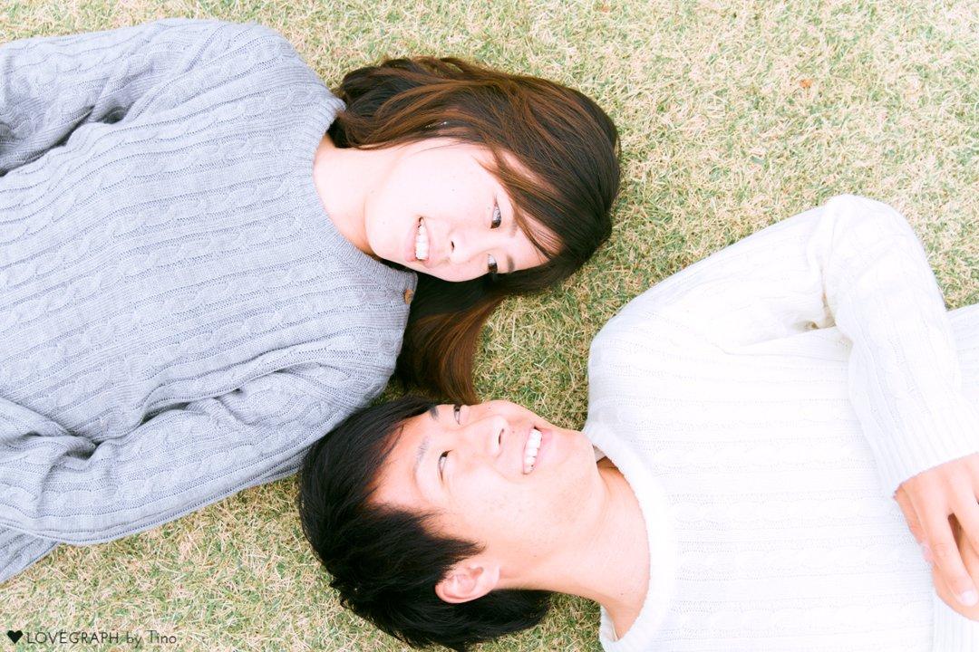 Kazuki × Saori   カップルフォト