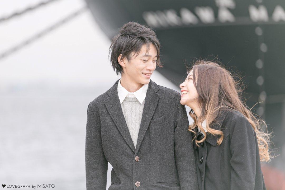 Seiya × Naoko | カップルフォト