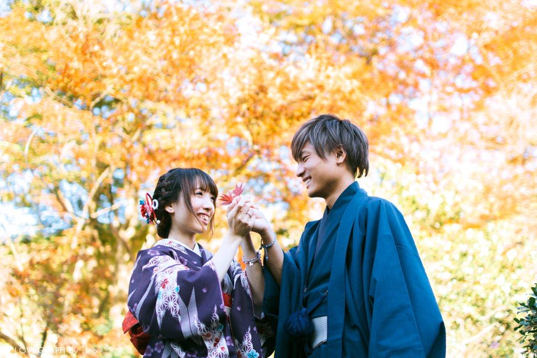 Takanobu × Mako   カップルフォト