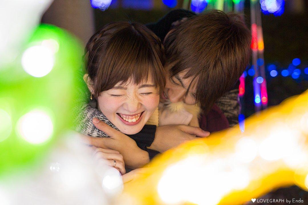 Shota × Mei | カップルフォト