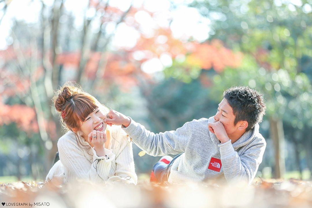 Shun × Arisa | カップルフォト