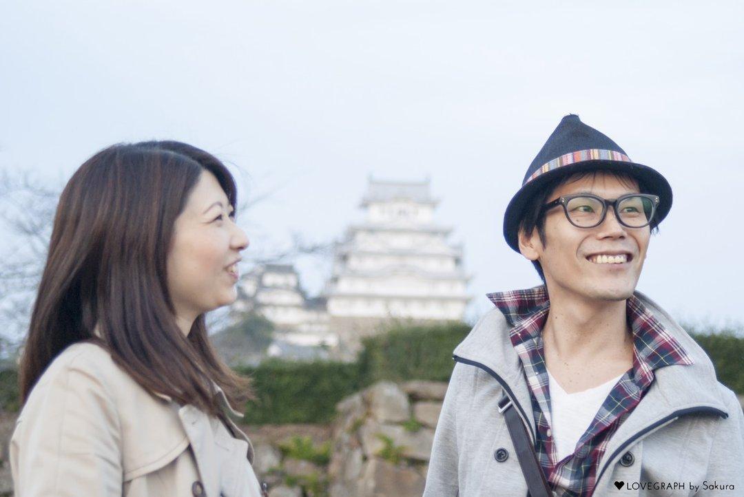 Tatsuya × Yuka   カップルフォト