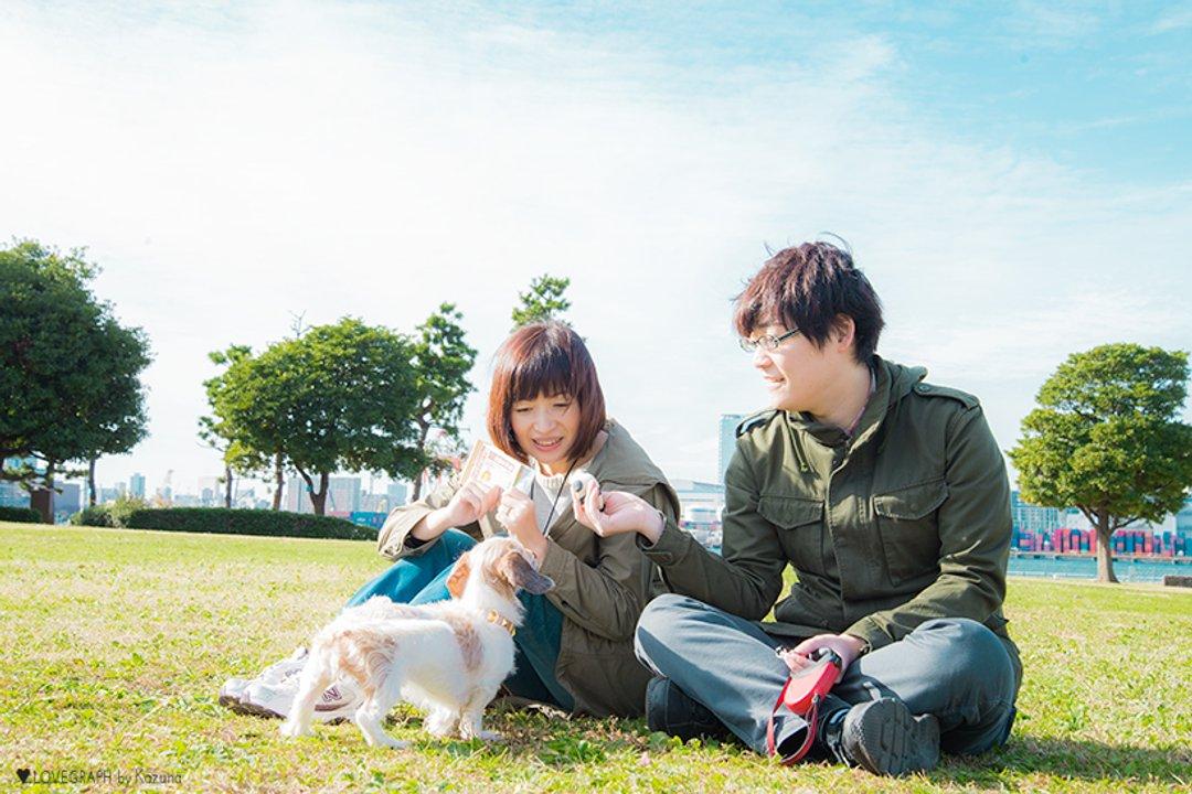 Hikaru × Toshiko   夫婦フォト
