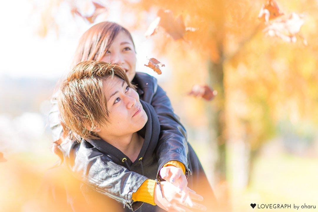 Shunto × Yuka | カップルフォト