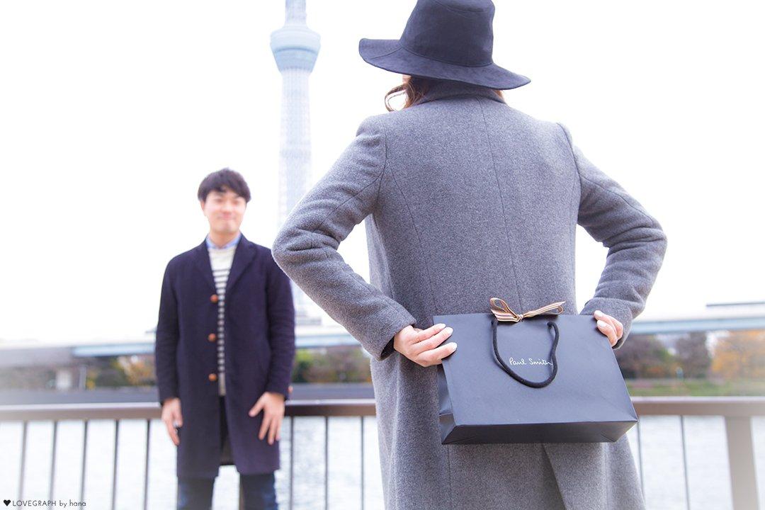 Shohei × Mika | カップルフォト