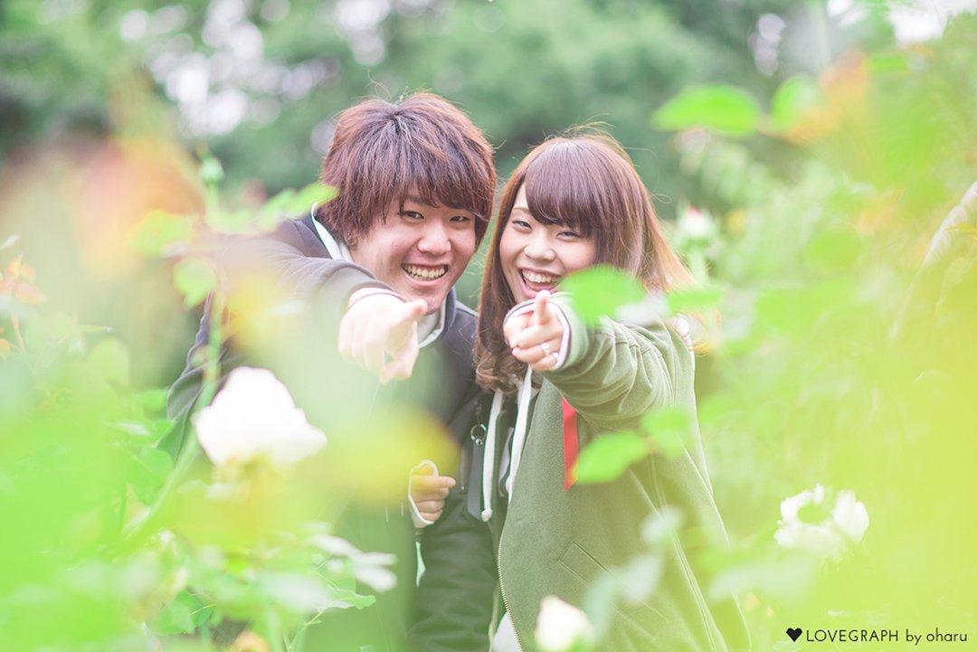 Takanori × Mako | カップルフォト