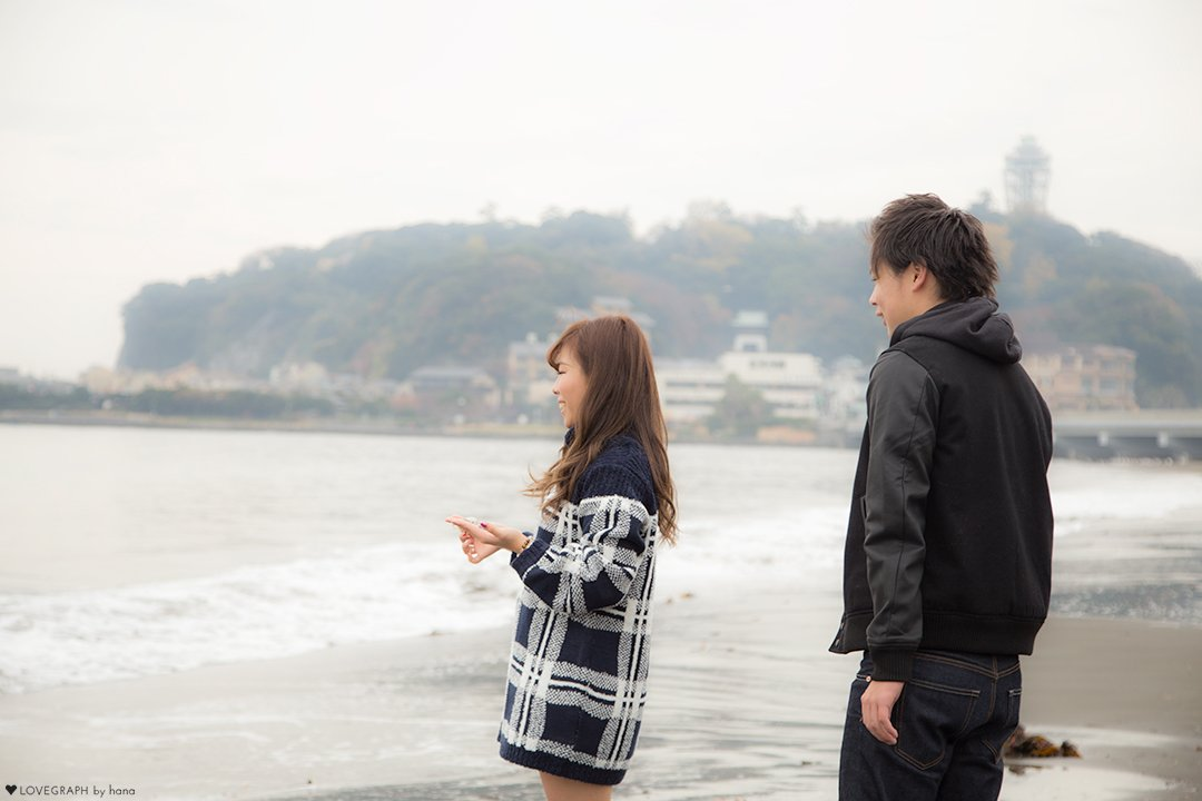 Zac × Risako | カップルフォト