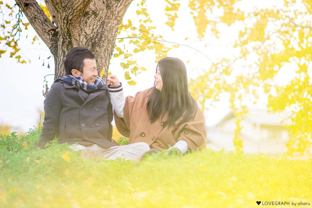 Shohei × Aoi | カップルフォト