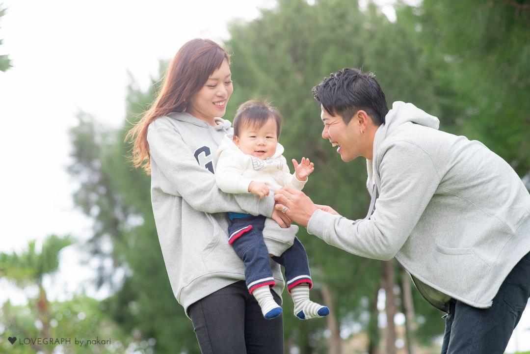 Kosuke × Masumi   家族写真(ファミリーフォト)