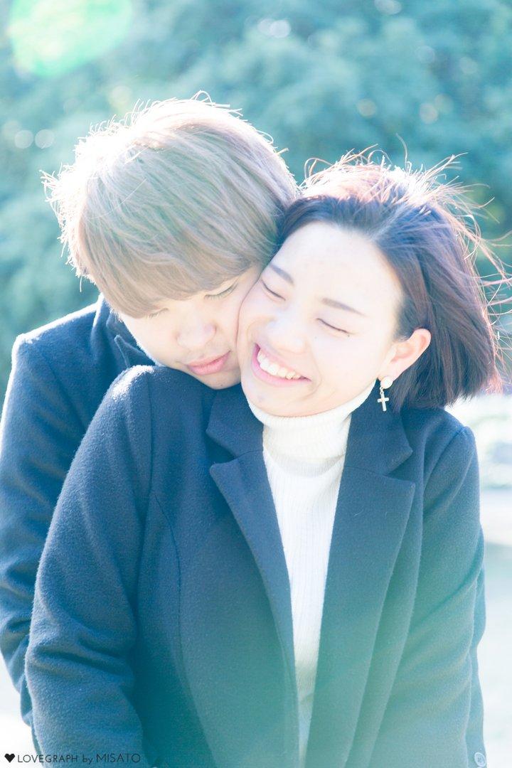 Sho × Kanna   カップルフォト