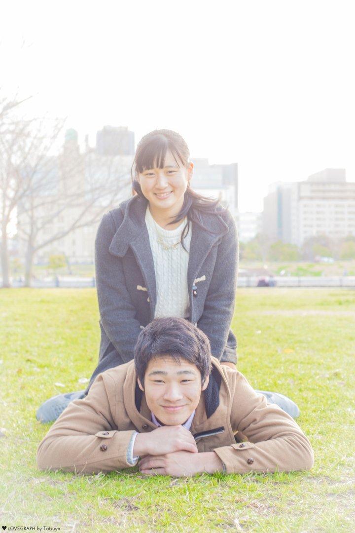 Yutaka × Miku   カップルフォト