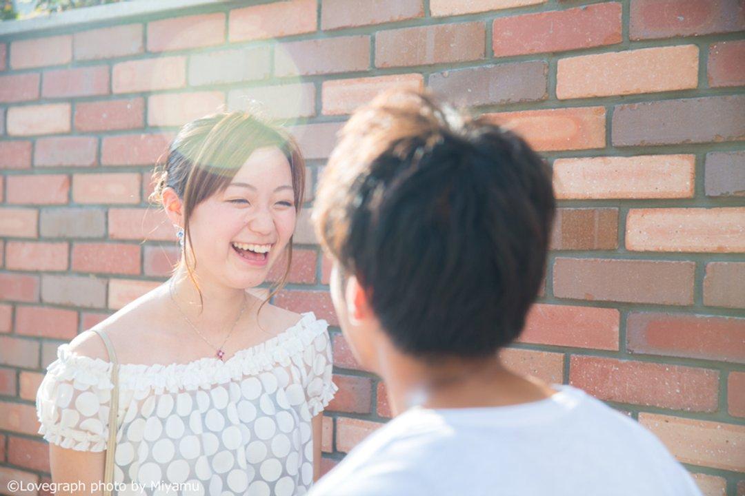 Kenta × Saki | カップルフォト