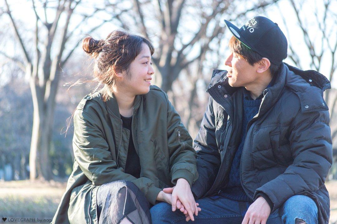 Sanghoon × Sumire | カップルフォト
