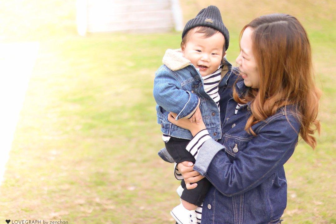 Misaki × Aki   家族写真(ファミリーフォト)