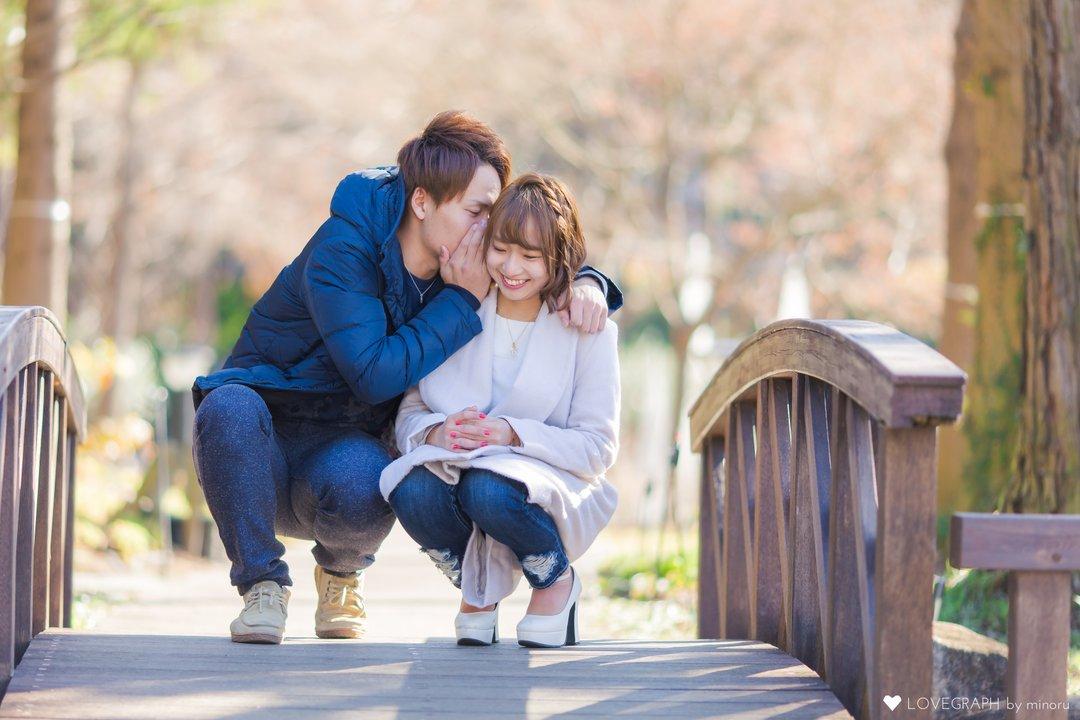 Kana × Takaya | カップルフォト