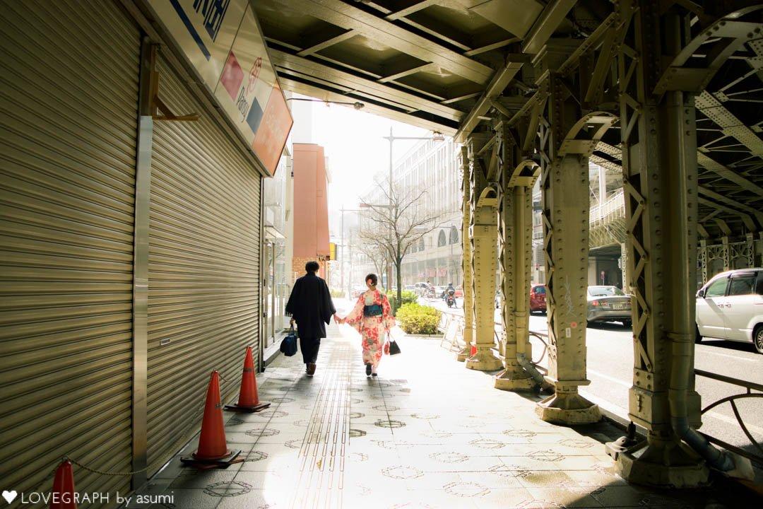 Yoshi × Kana | カップルフォト