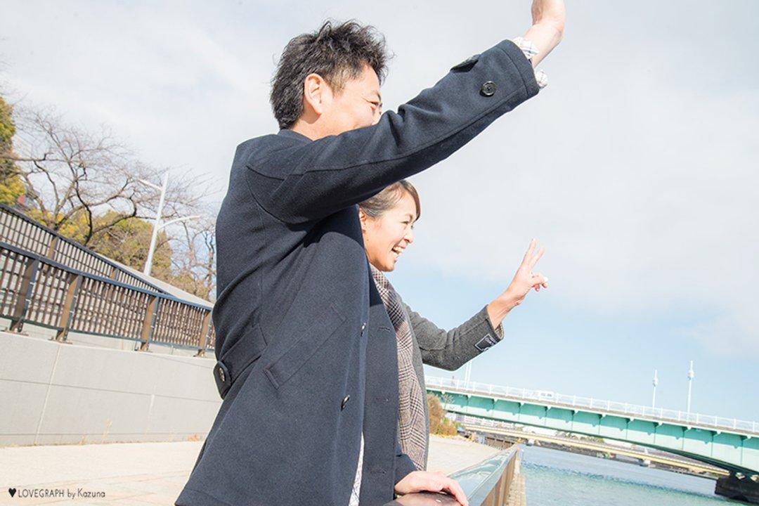 Tetsuhiro×Sakiko | 夫婦フォト