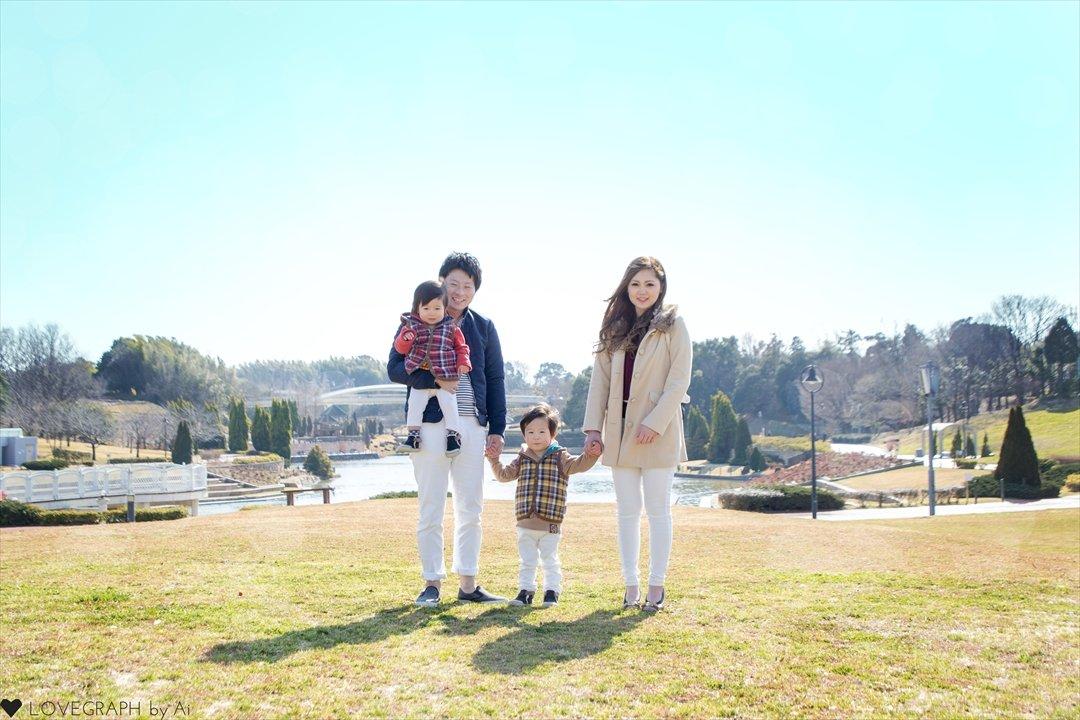 Asuka × Takumi   家族写真(ファミリーフォト)
