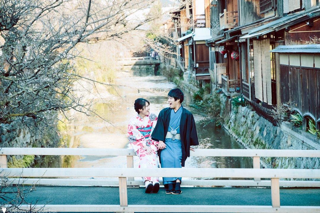 Shiori × Tetsuya | カップルフォト