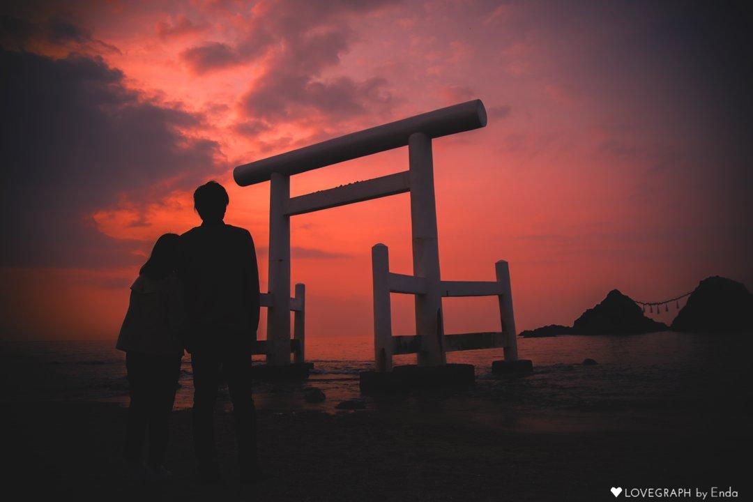 Misaki × Syunsuke | カップルフォト
