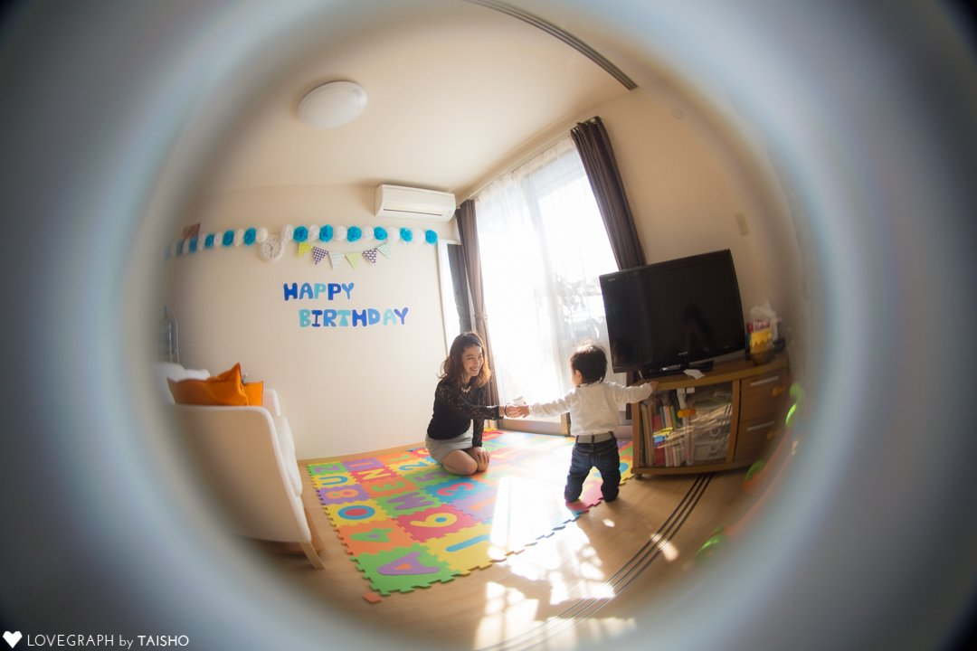 Fabio × Misa | 家族写真(ファミリーフォト)