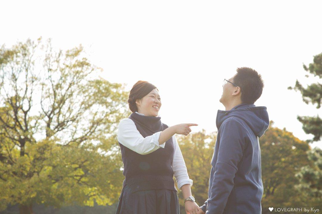 Tetsuro × Yukari | 夫婦フォト
