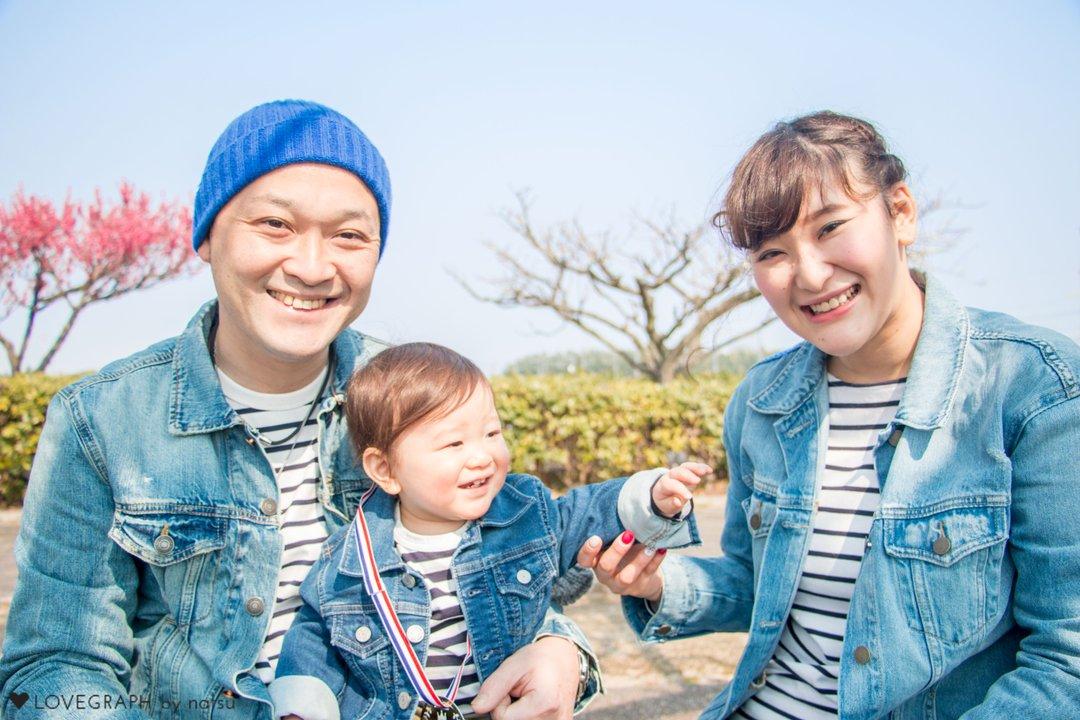 Miki × Yuji × Ayato | 家族写真(ファミリーフォト)