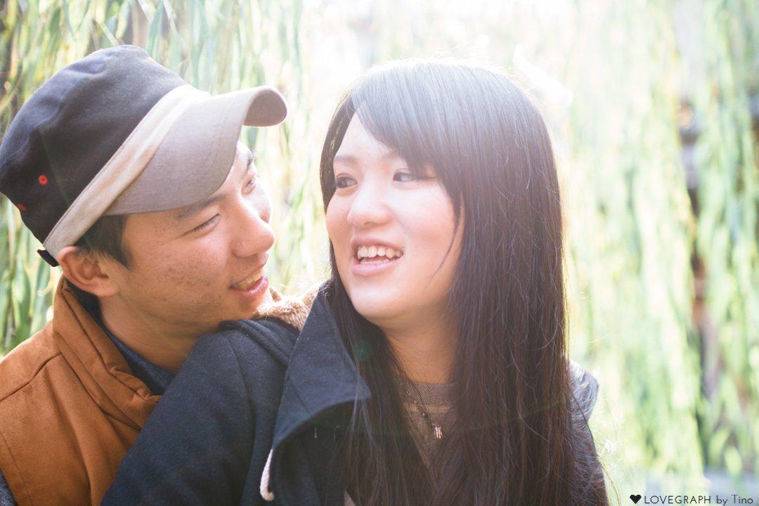 Atsushi × Tomomi   カップルフォト