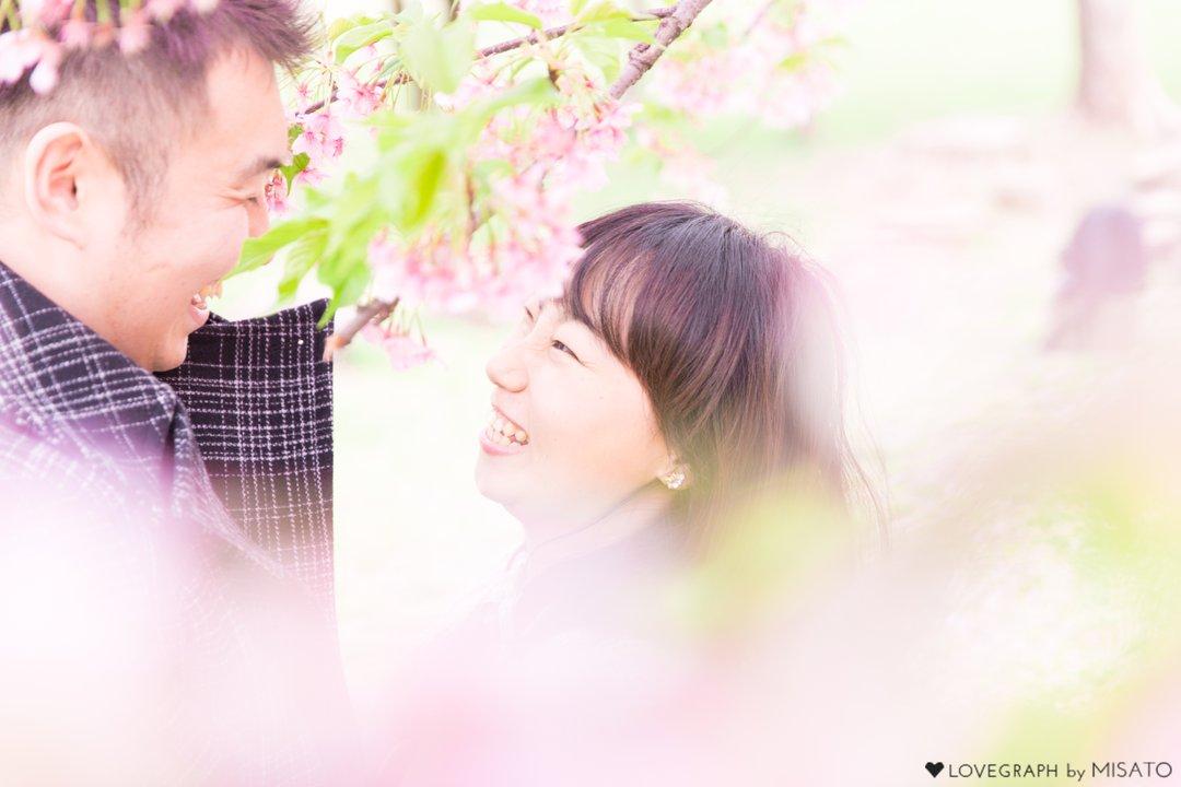 Yuta × Chisato   カップルフォト