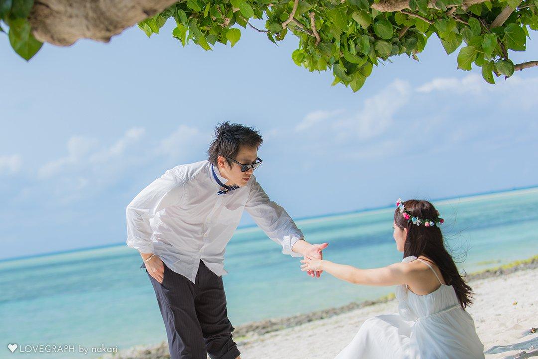Chizuru × Daishi   夫婦フォト