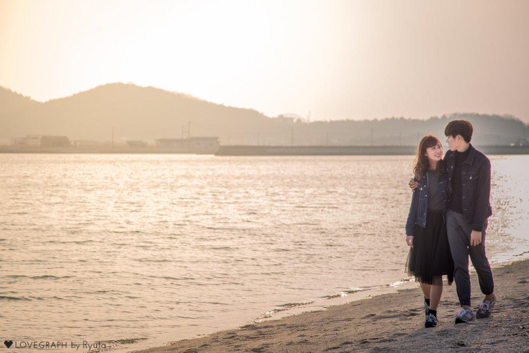 Tomohiro × Aoi | カップルフォト