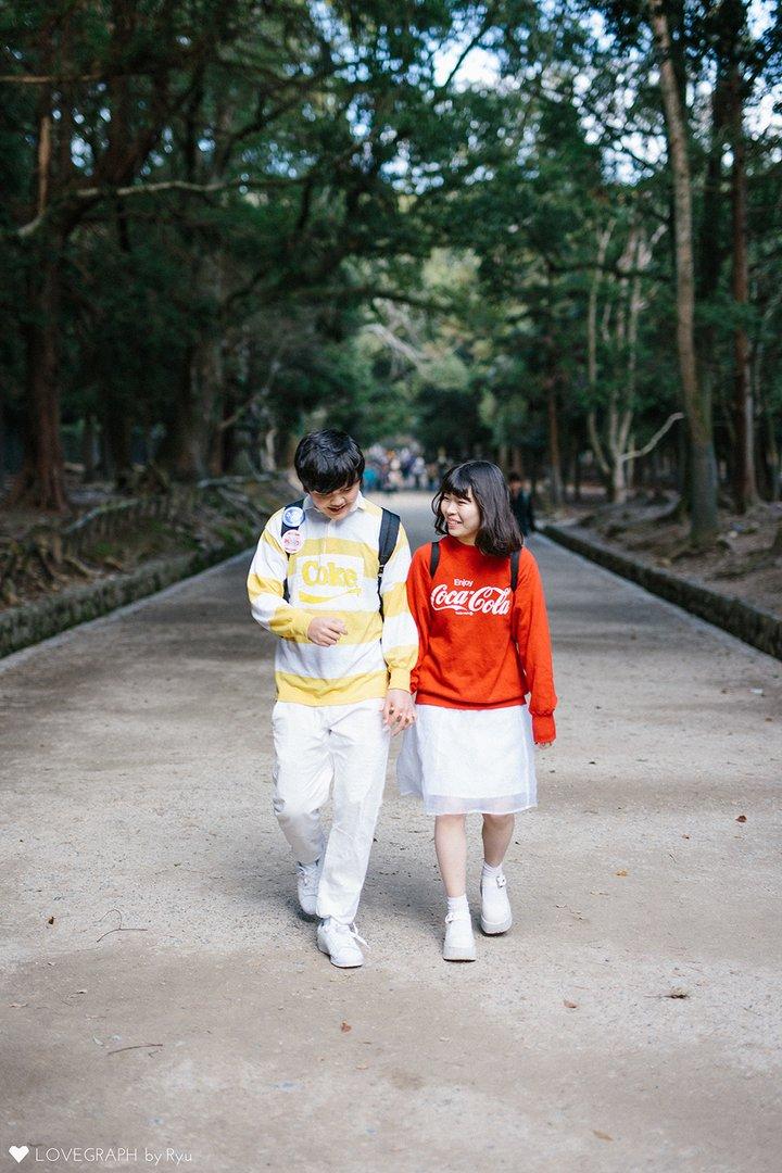 Honoka × Naoto | カップルフォト