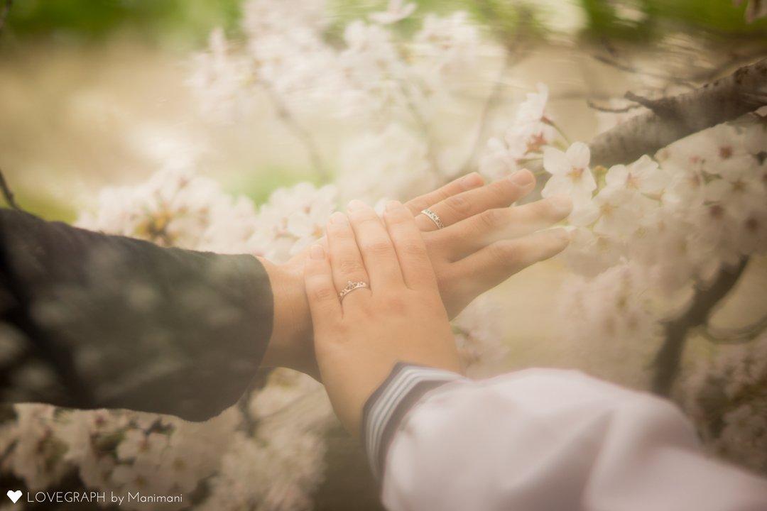 Shota × Akari | 夫婦フォト