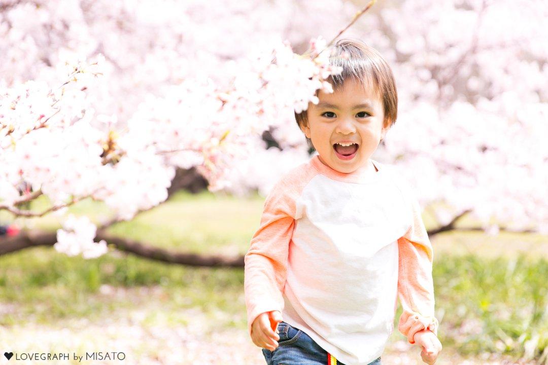 Yuka × Hironori | 家族写真(ファミリーフォト)